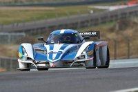 BlueBerry Racing Team - Praga R1