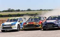 Marklund-Solberg-Nitiss - RallycrossRX