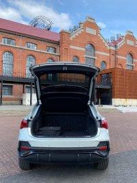 Audi Q3 Sportback S Line hybride kofferbak