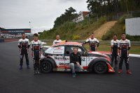 De VW Fun Cup-rijders van GHK Racing