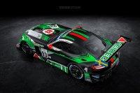 10Q Racing Team - Mercedes AMG GT3