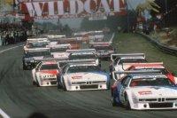 Start van de Procar-wedstrijd op Circuit Zolder in 1979