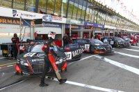 Belgian Audi Club Team WRT monopoliseert de top 3 in de Pro-Cup