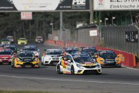 Start Qualifying Race TCR Benelux