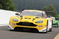 Brussels Aston Martin Racing - Aston Martin Vantage V8