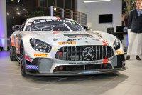 Mercedes AMG GT4 SRT