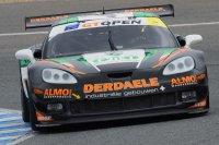 Dylan Derdaele - V8 Racing Corvette GT3