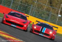 Curbtone Ferrari's 458 Challenge & GT3