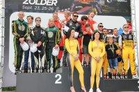 Algemeen podium 24H Zolder 2021
