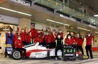 Guanyu Zhou is F3 Asian kampioen 2021