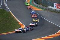 Start FIA WEC 6 Hours of Spa 2021