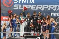 Podium Syntix Zolder Superprix 2014