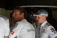 Met manager Jenson Button
