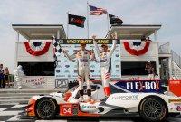 Colin Braun en Jon Benett - Core Autosport