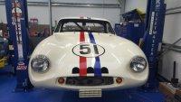 TVR Grantura Sebring MK3