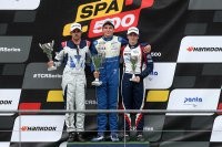 Podium Dutch Belgian Super Star - TCR Spa 500 - Race 2