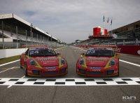 MOMO-Megatron - Porsche 991 GT3 Cup