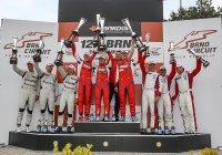 Podium 2019 12H Brno GT Series