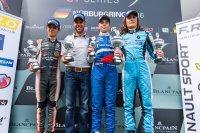 Podium race 1 Nürburgring