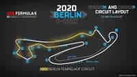 Nieuwe lay-out Berlin ePrix