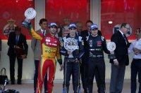 Podium ePrix Monaco