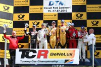 Podium Qualifying Long Race Zandvoort