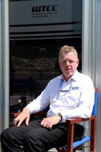 Eric Nève - Eurosport-consultant WTCC