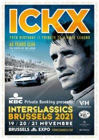 Jacky Ickx - InterClassics Brussels 2021