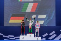 Podium 2019 Formula 4 Cup