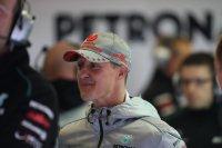 Michael Schumacher's toestand kritiek