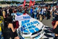Thomas Ferrando - Knauf Racing Ford Mustang