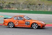 Johan en Michael Van Peperzeel - Porsche 944