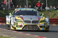 Augusto Farfus - BMW Z4 GT3 Team Marc VDS