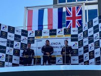 Dubbel podium voor Van der Horst Motorsport in Blancpain Lamborghini Super Trofeo