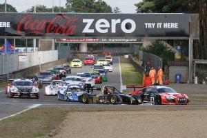 24H Zolder: De start en eerste uren van de race