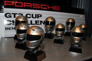 Prijsuitreiking Porsche GT3 Cup Challenge 2013