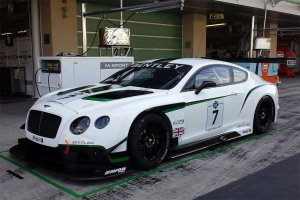 Gulf 12H: De Bentley Continental GT3