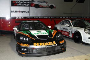 Voorstelling Belgium Racing in beeld gebracht