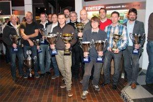 SOT: De kampioenen van 2012 werden gevierd