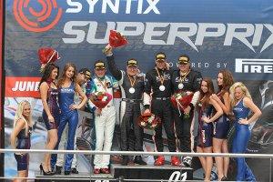 Syntix Superprix: Beelden van de Super GT Divisie