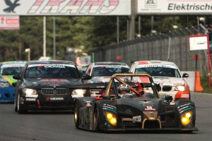 24H Zolder: <strong>Video: </strong>Wolf GB08 zakt door ophanging
