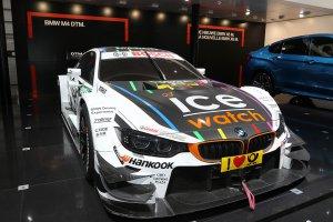 European Motor Show Brussels 2015: De Racewagens