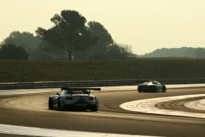 Blancpain Test Days Paul Ricard in beeld gebracht