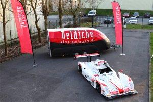 Persvoorstelling Deldiche Racing
