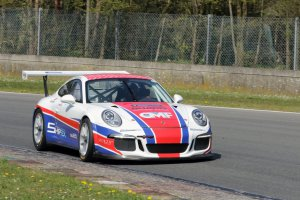 Circuit Zolder, donderdag 23 april 2015 - Internationale testdag