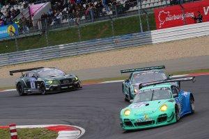 24H Nürburgring: De actie op zaterdag in beeld