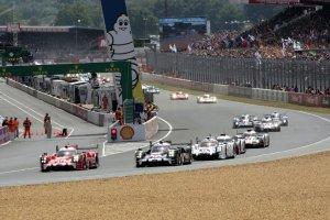 24H Le Mans: De eerste uren in beeld gebracht