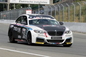 Circuit Zolder, donderdag 9 juli 2015 – Internationale testdag