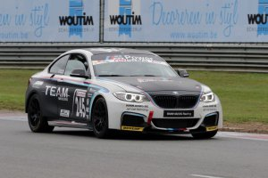 Circuit Zolder, donderdag 17 september 2015 – Internationale testdag