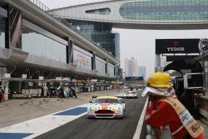 Shanghai: De vrije trainingen in beeld gebracht